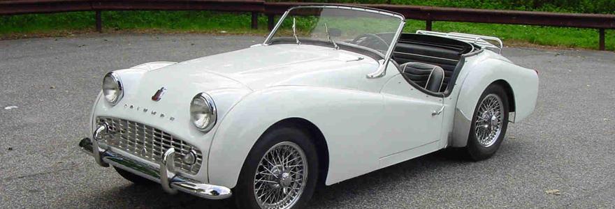 voitures vintage
