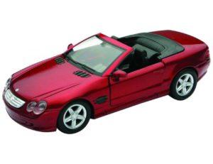 MERCEDES BENZ SL500 cabriolet