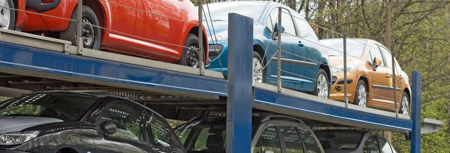 transporteur professionnel pour son véhicule